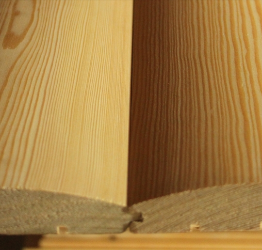Блок-Хаус из лиственницы