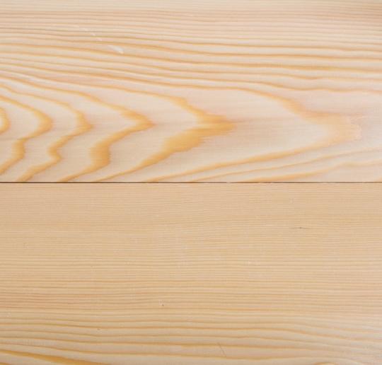 Доска строганная из лиственницы