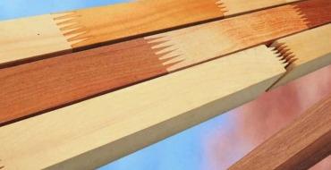 склейка древесины