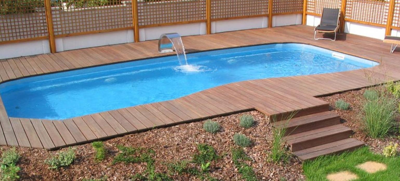 Построить бассейн на даче своими руками примерные цены